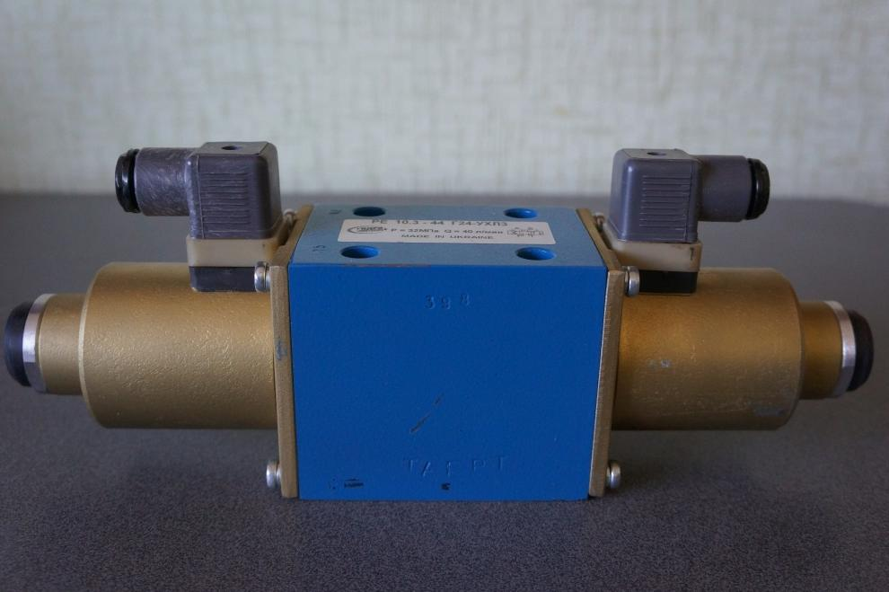 Гидрораспределитель с электромагнитным управлением РЕ 10.3 купить в Уфе